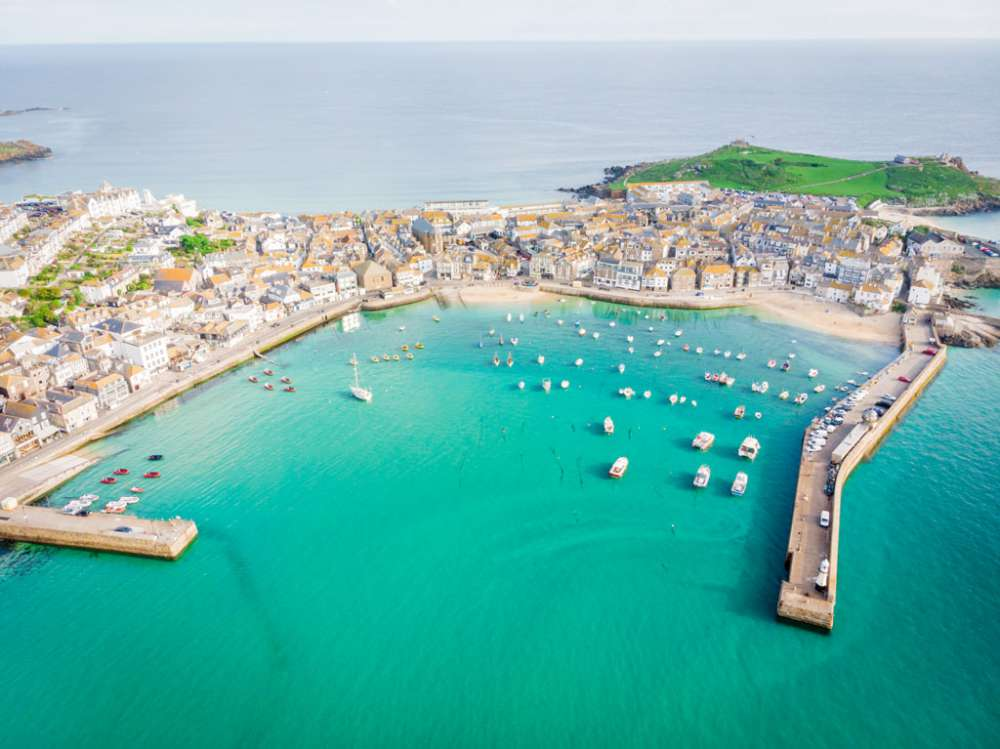 St Ives named in Top 50 Shopping Destinations