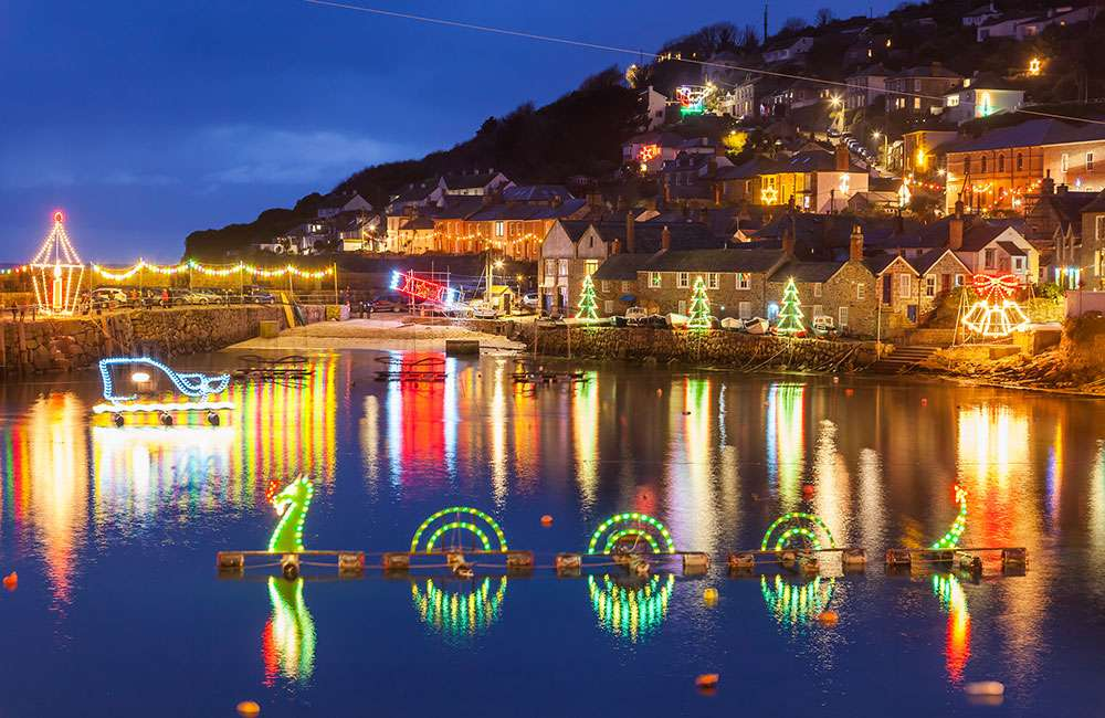 Why Cornwall is the most Magical place to spend Christmas and New Year
