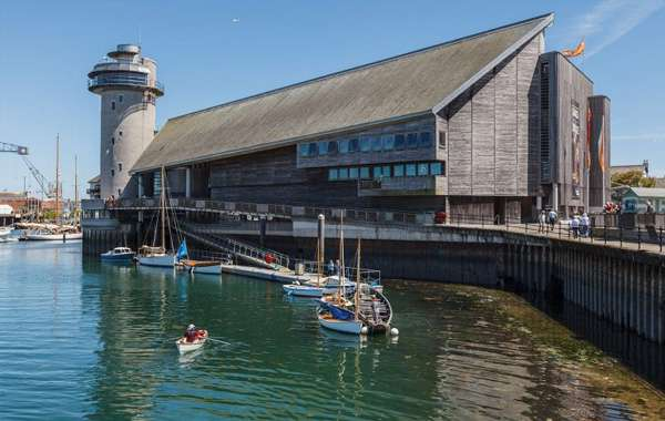 Museums and Galleries, St Ives, Cornwall