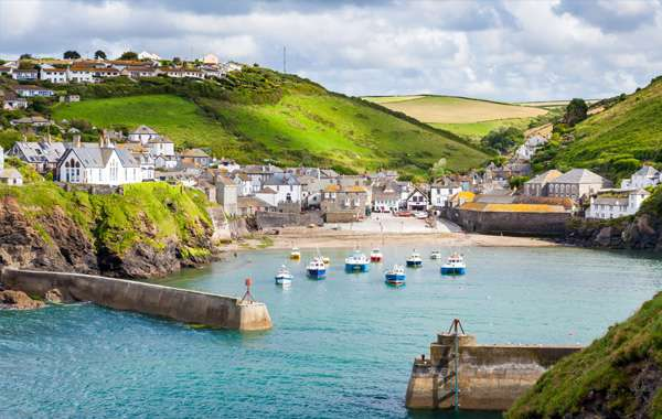 Port Isaac (Portwenn in TV's Doc Martin)